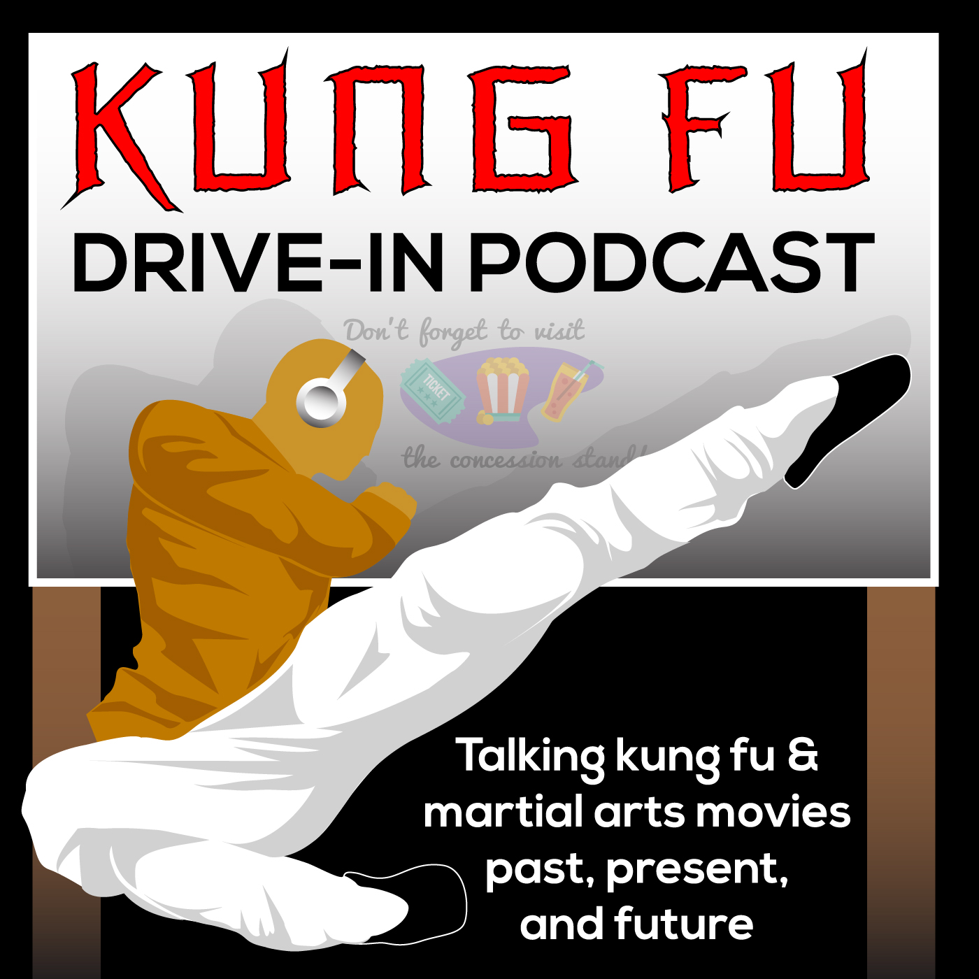 KungFu DriveIn Podcast